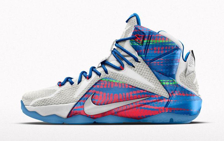 3374d3eb5c7 Nike LEBRON 12