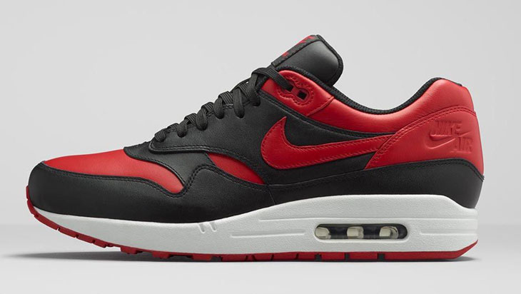 hot sale online 81edc dce0f ... where can i buy nike air max premium 1 black red image e1589 f80b4