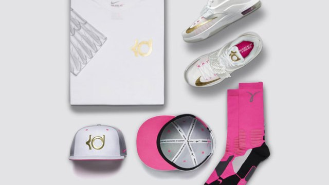 """best service 5e782 be2a1 Nike KD 7 """"Aunt Pearl"""" Collection"""