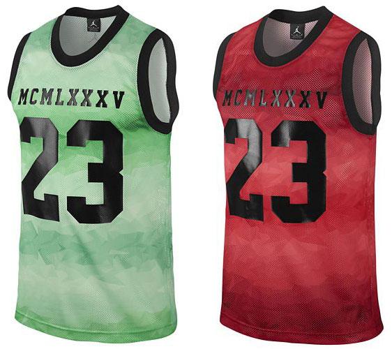 "best sneakers fda5e 3e9b3 Jordan Shirts to Match the Air Jordan 7 Retro ""30th Anniversary"". jordan -1985-jersey-tanks"