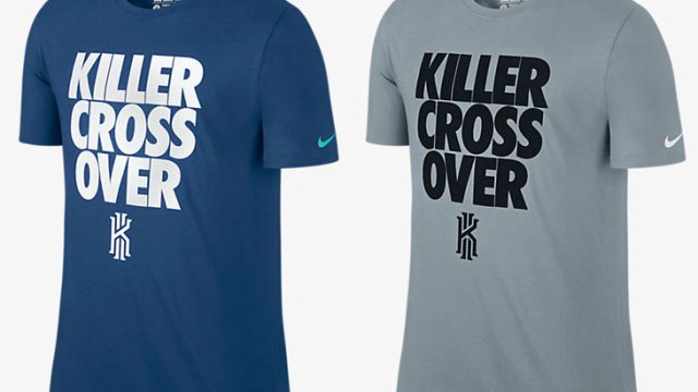 "d7fcfa1c Nike Kyrie ""Killer Cross Over"" T-Shirt"