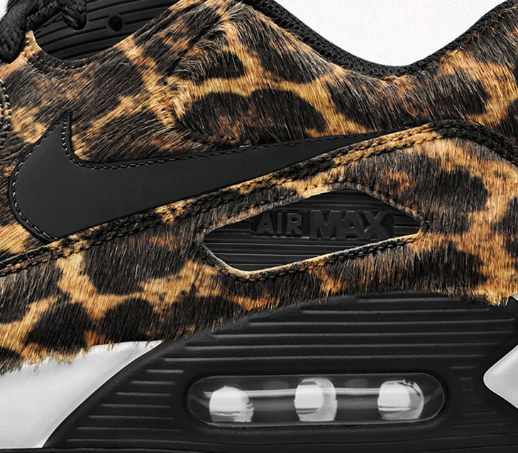 check out 4d380 f7272 Nike Air Max 90 iD Pony Hair Animal Prints | SportFits.com