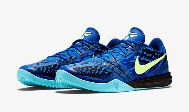 kobe mentality 1 royal blue