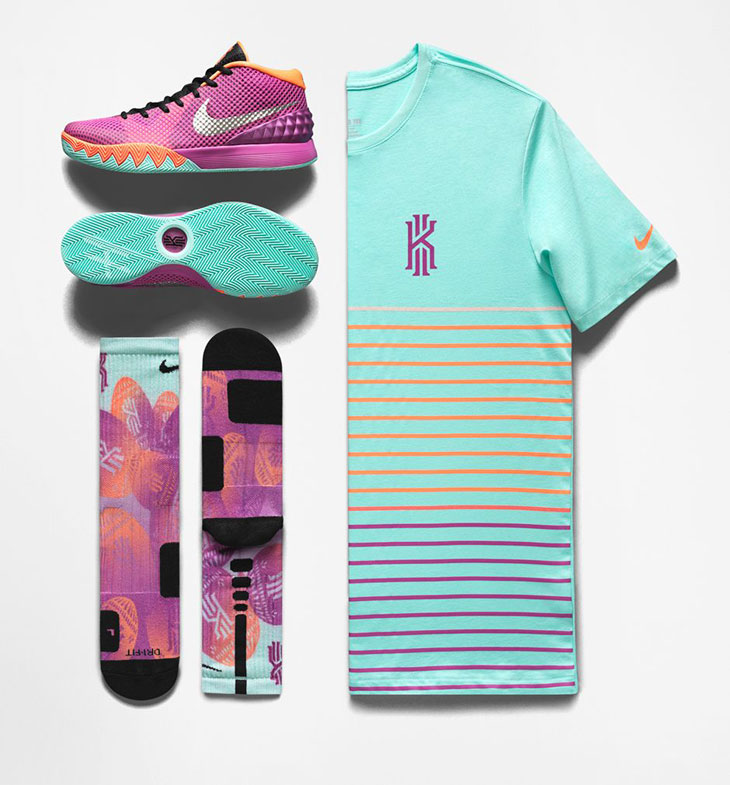 30e31ee7b26d Nike Kyrie 1 Easter Clothing