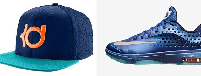 """faa2faf26779 Nike KD Performance Hat to Hook with the Nike KD 7 Elite """"Elevate"""""""
