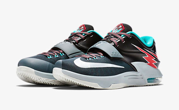 buy popular b28f2 a01bb nike-kd-7-flight-pack-1. Inspired by Kevin Durant s ...