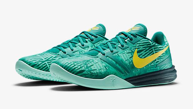 Nike Kobe Mentality Artisan Teal