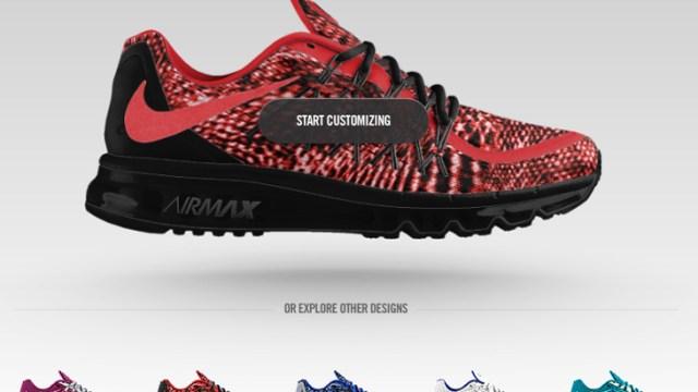 3241442e7aec Nike Air Max 2015 iD New Graphics on NIKEiD
