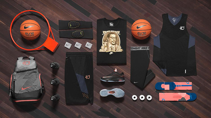 """hot sale online 6cf5a 7a2eb Nike KD 7 Elite """"Rose Gold"""" Collection"""