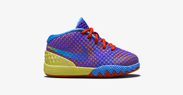 timeless design 8972b afdbc Nike Kids Kyrie 1 Saturdays | SportFits.com