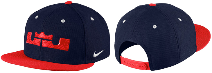 e93d0e58bcf2 nike-lebron-12-independence-day-hat