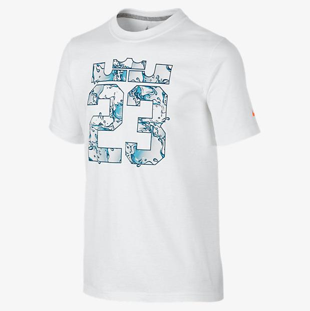 Nike LeBron 12 Buckets Water Fight Shirt  9280b1bf2