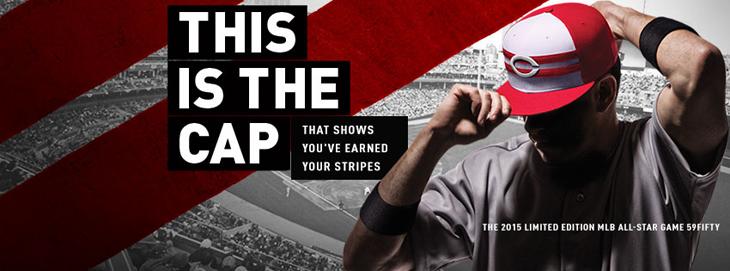 89f35a43982 New Era 2015 MLB All Star Game Hats