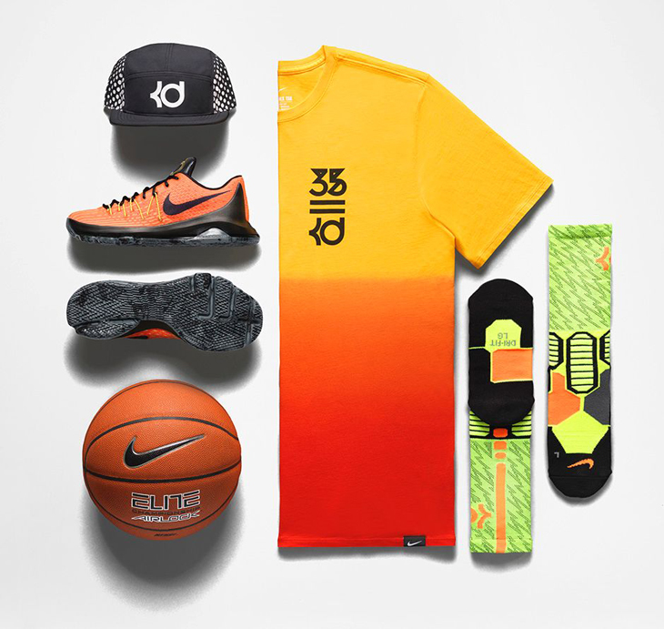"save off ae0bf 28237 Nike KD 8 ""Hunt s Hill Sunrise"" Collection"