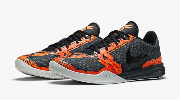 Nike Kobe Mentality Deep Pewter