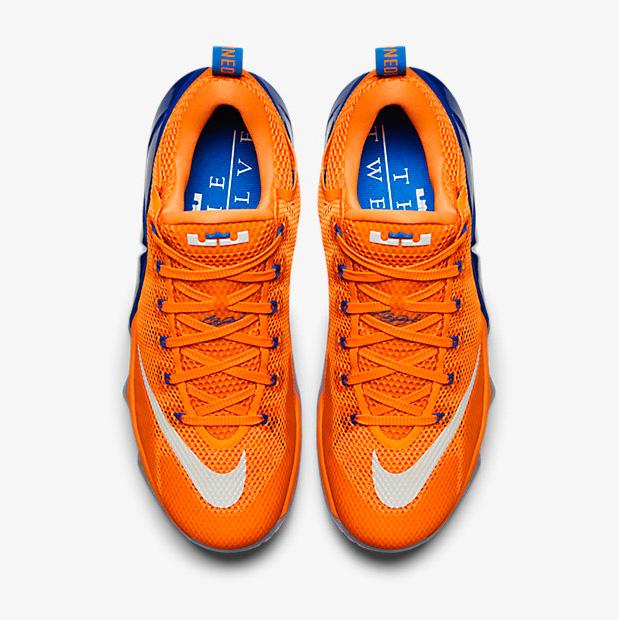Nike LeBron 12 Low Bright Citrus |