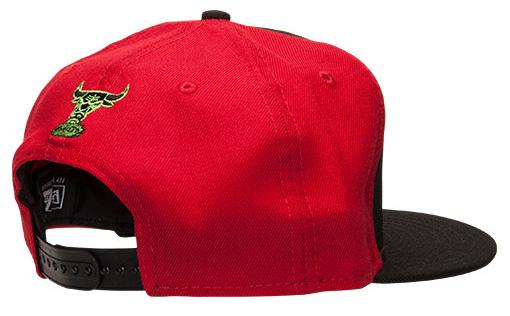 d1cbc9e79a4 Air Jordan 7 Marvin the Martian New Era Chicago Bulls Hat ...