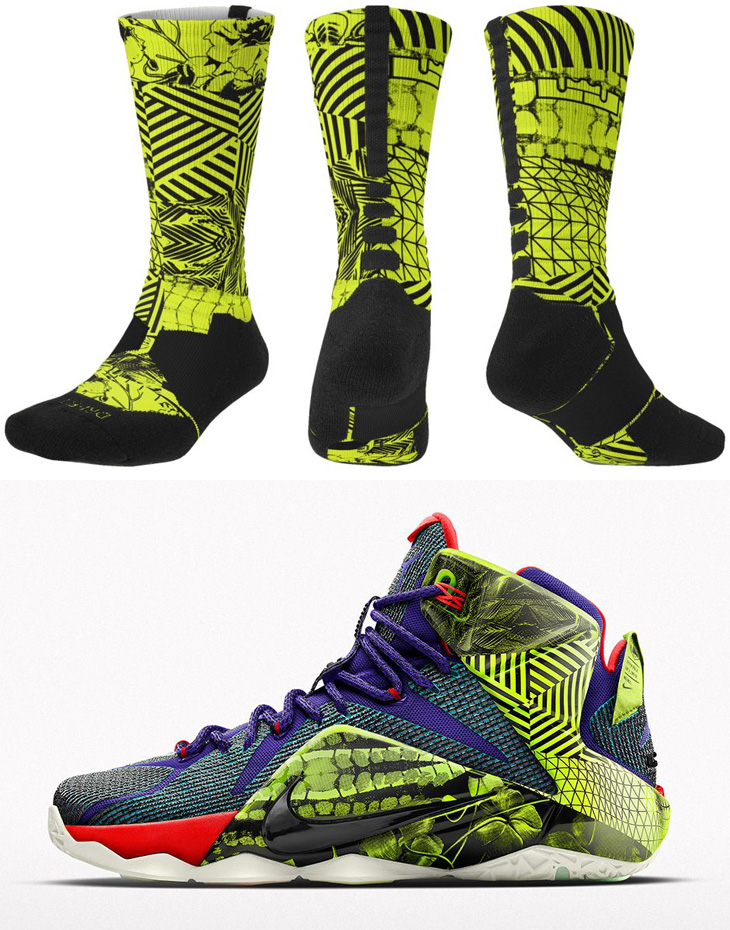 nike-lebron-12-id-unlocked-socks 3311d4fd2