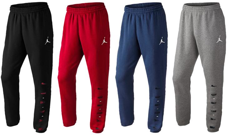 Jordan Jumpman Graphic Tapered Pants