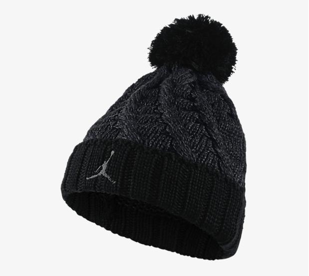 d5c76fd2e60 ... discount code for jordan jumpman cable knit hat black 19939 975e7