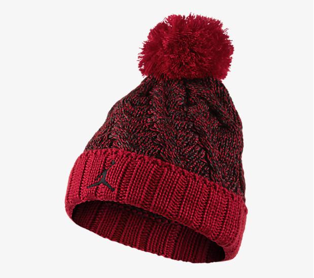 6e9c8264cafaa1 Jordan Jumpman Cable Knit Hat | SportFits.com