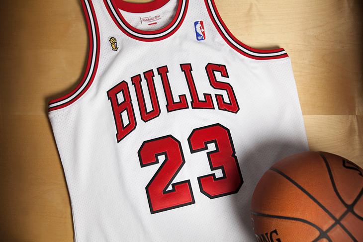on sale ce9d3 25444 Michael Jordan 72-10 Jersey by Mitchell & Ness   SportFits.com