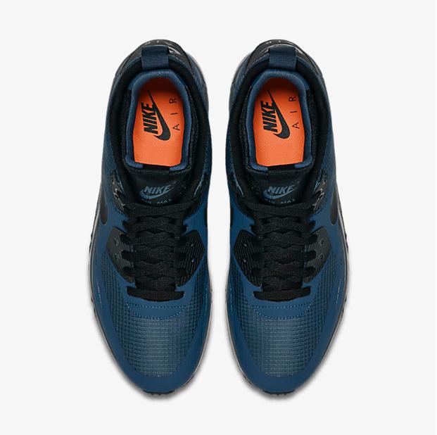 Nike Air Max 90 Mid Winter Squadron Blue 806808 400