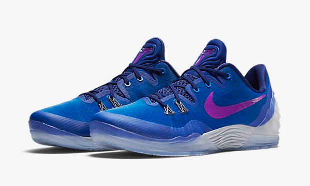 "online store 1514c 5d65d Nike Zoom Kobe Venomenon 5 ""Soar Deep Royal Blue Vivid Purple"""