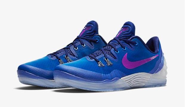 "online store b4dba d091f Nike Zoom Kobe Venomenon 5 ""Soar Deep Royal Blue Vivid Purple"""