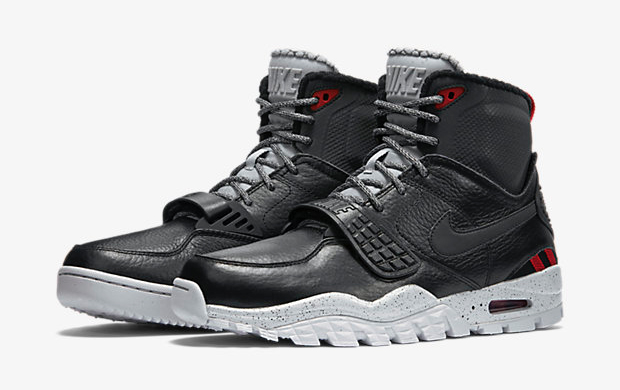 """info for afb88 82e74 Nike Air Trainer SC 2 SneakerBoot """"Black Pure Platinum Wolf Grey"""""""