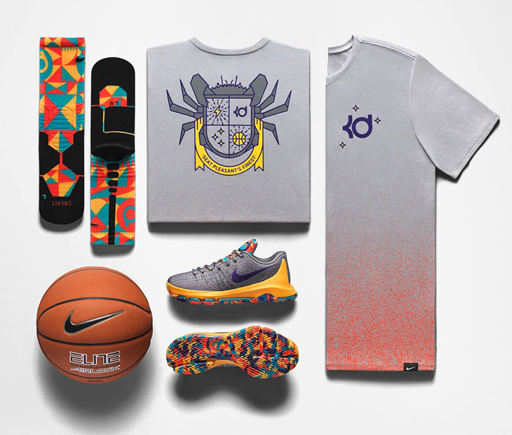 "340eaf08b810 Nike KD 8 ""P.G. County"" Collection"