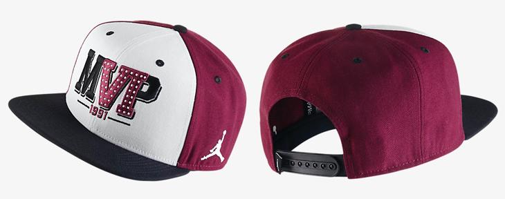 f8f41463df2 Air Jordan 6 Maroon Hat