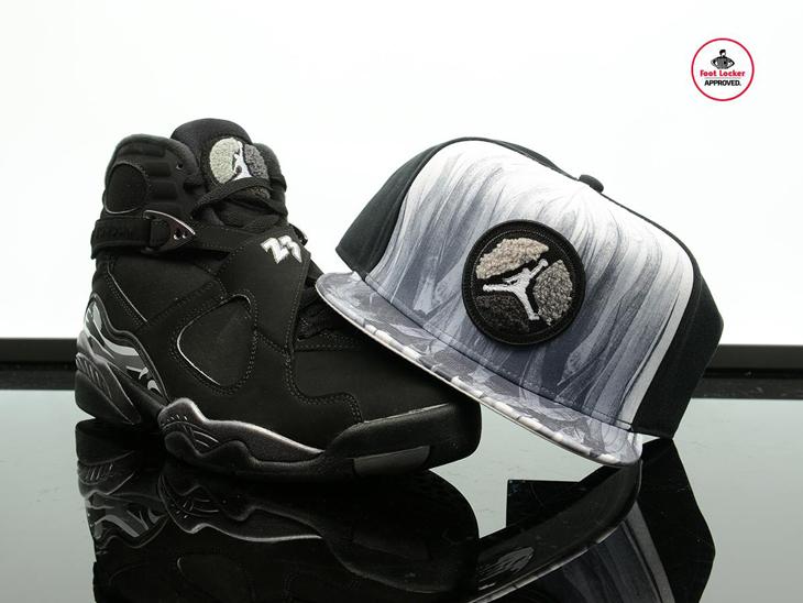 ff891676a7e air-jordan-8-chrome-apparel-5. Jordan Retro 8 Snapback Hat – Buy at  Footlocker.com