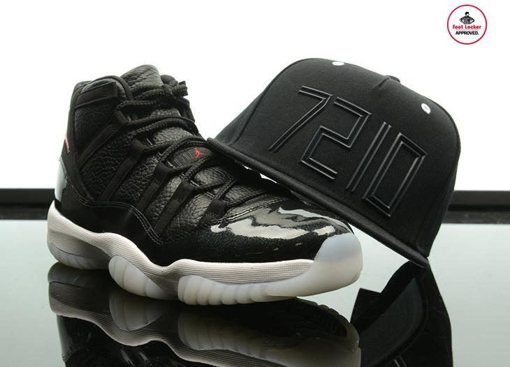 98a1acbe552a9c jordan-72-10-hat-at-footlocker · Air Jordan XI ...