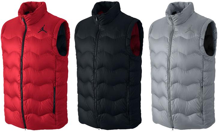 acd39c3ca9 jordan grey vest