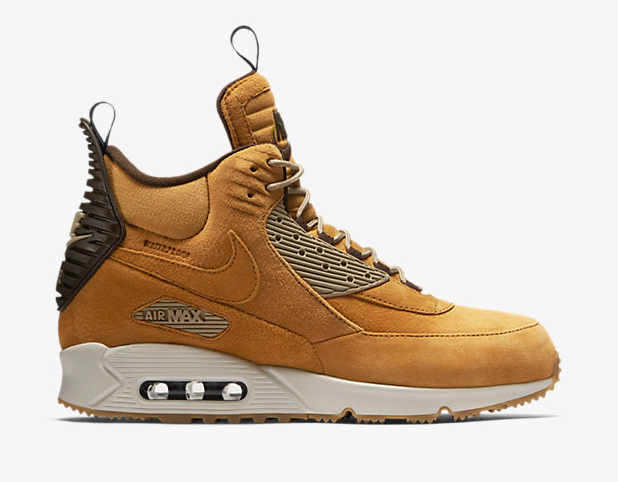 new product 12ed9 442cf nike-air-max-90-sneakerboot-wheat-2