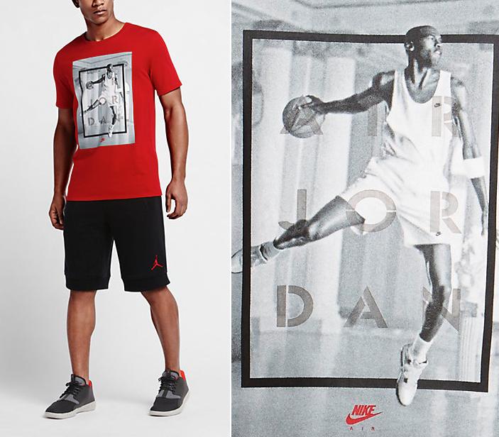 2d476609b26e43 Air Jordan 4 Hangtime T-Shirt
