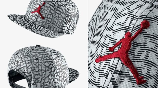 40bec09b5f139f Jordan Jumpman Seasonal Hat