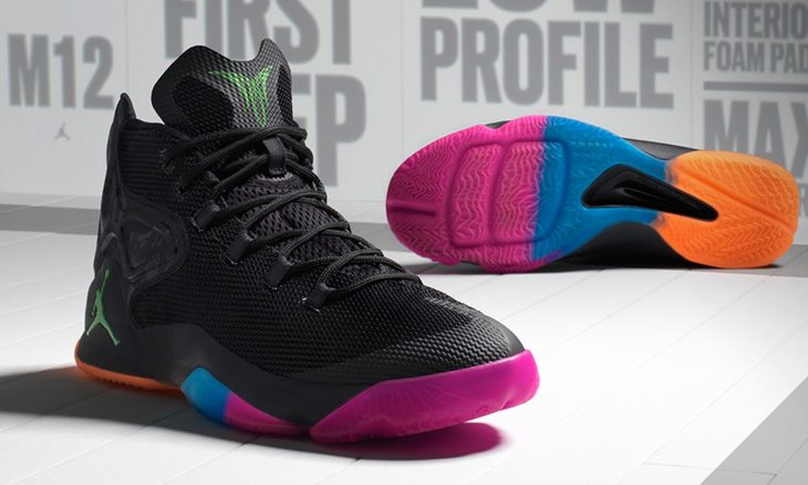 finest selection 1a834 f5228 Jordan Melo M12 The Dungeon Clothing and Shoes | SportFits.com