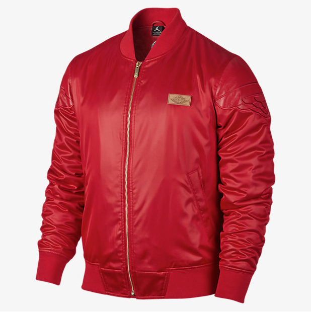 1a3ba2cda9f Just Don Air Jordan 2 Bomber Jacket | SportFits.com