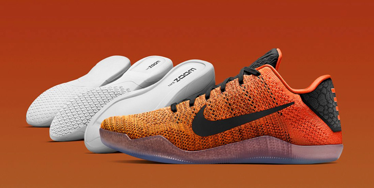 Nike Kobe 11 on NIKE iD with Three Midsole Options  cddc482fa2ef