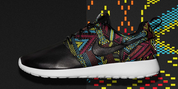 b7dc7c73961dc Customize the Nike Roshe One with BHM Patterns on NIKEiD