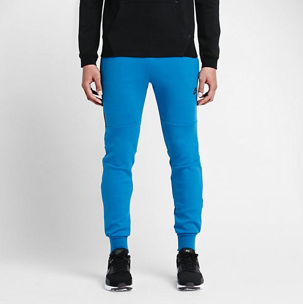 Nike Tech Fleece Pants Light Photo Blue Sportfits Com