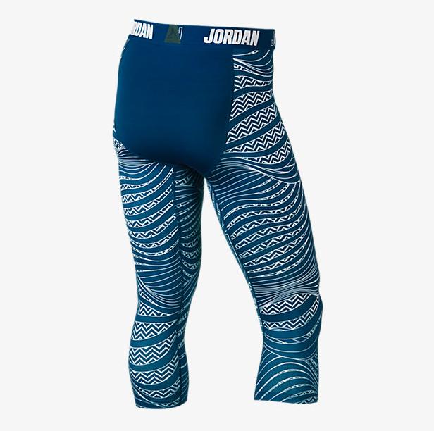 Air Jordan 12 French Blue Compression Tights Sportfits Com