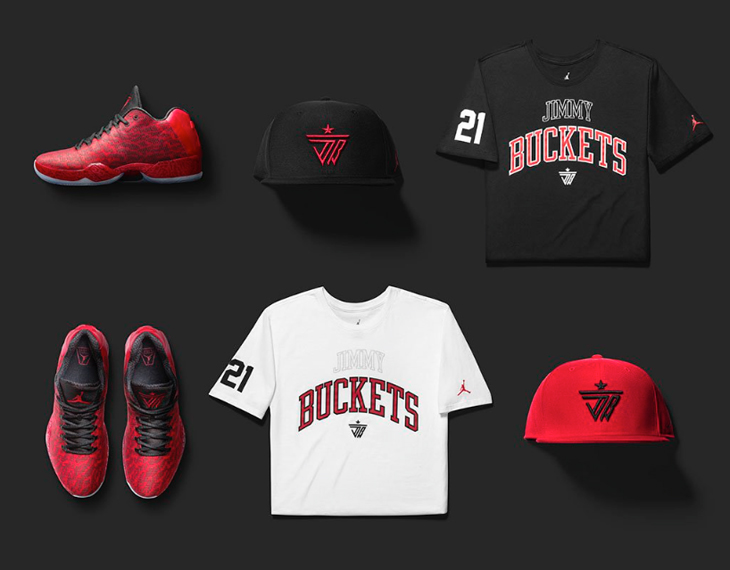 online store 96859 36ede Jordan Jimmy Butler Shoes Shirt and Hats | SportFits.com