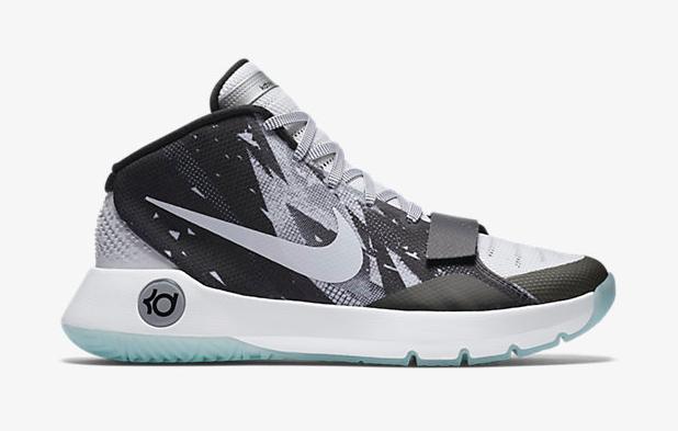 a0e505d44f Nike KD Trey 5 III Premium Black White | SportFits.com