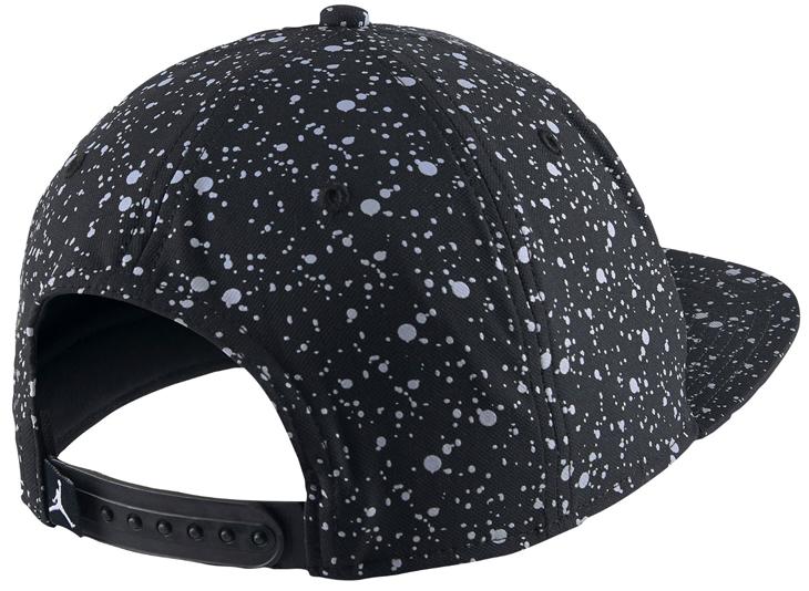 1888bcf67a6501 jordan-speckle-snapback-hat-2