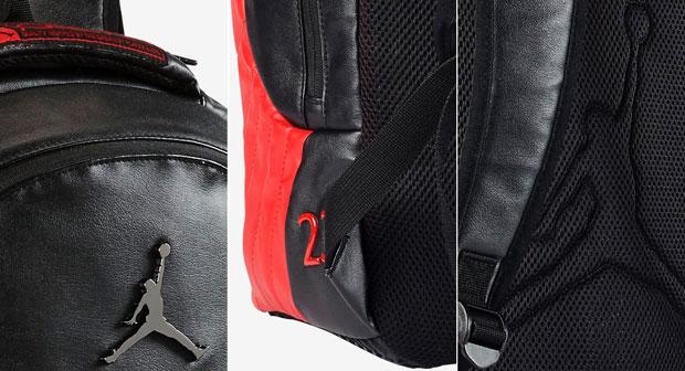 Air Jordan 12 Flu Game Backpack Sportfits Com