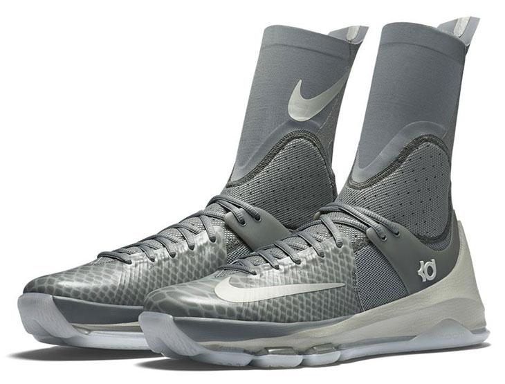 7cf852dc5d3b Nike KD 8 Elite Neutral Grey Collection