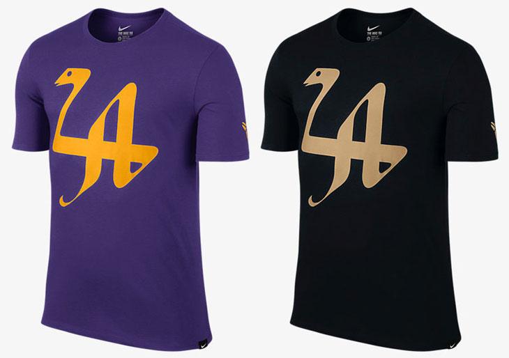 new concept 82fa1 f2dcd kobe la shirt